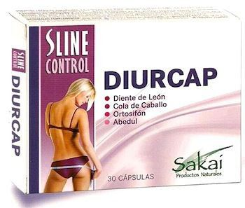 Sakai Sline Control Diurcap 30 cápsulas