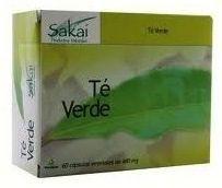 Sakai Té Verde 60 cápsulas