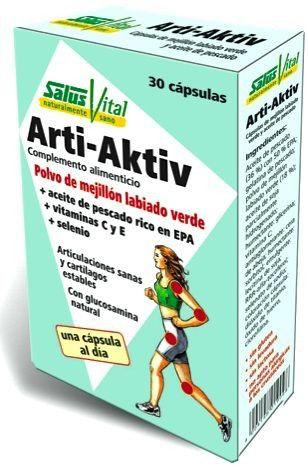 Salus Arti-Aktiv 30 cápsulas