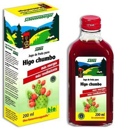 Salus Jugo de Higo Chumbo 200ml