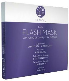 Segle Clinical Flash Mask Antifatiga Express 2 sobres