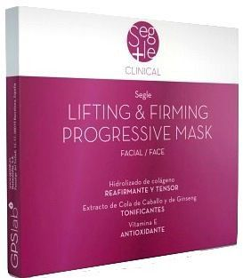 Segle Clinical Mascarilla Lifting Reafirmante Progresivo 3 sobres