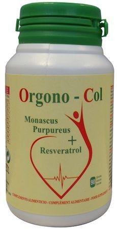 Silicium España Orgono-Col 90 cápsulas