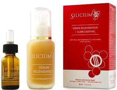 Silicium España Serum y Elixir Esencial 50ml y 15ml