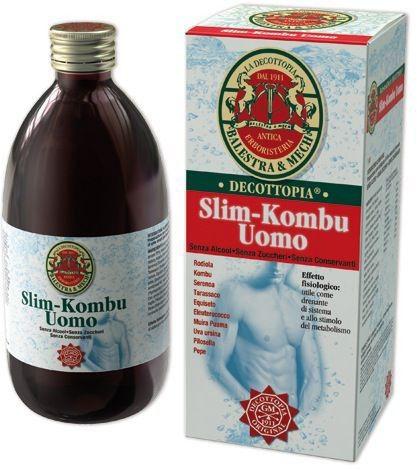 Slim Kombu Hombre 500ml Decottopia