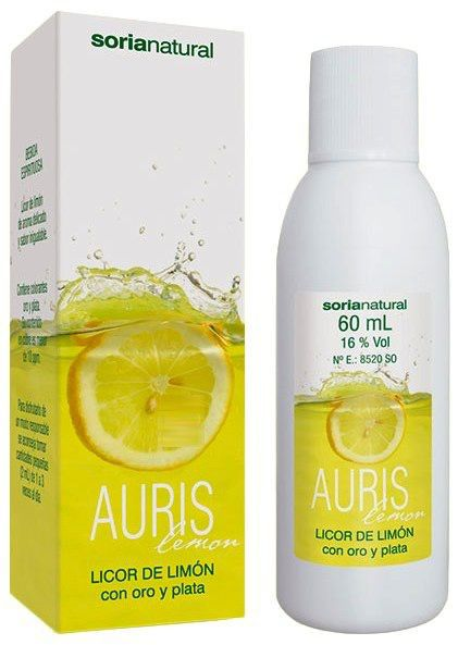 Soria Natural Auris 60ml