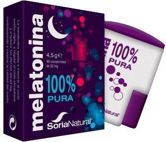 Soria Natural Melatonina 90 comprimidos