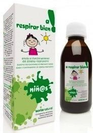 Soria Natural A Respirar Bien jarabe infantil 150ml