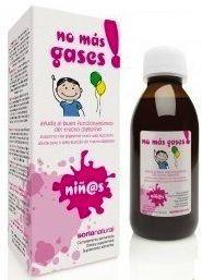Soria Natural No Más Gases jarabe infantil 150ml