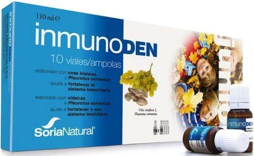 Soria Natural Inmunoden Junior 10 viales