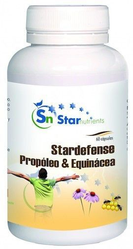 Stardefense Propóleo & Equinácea 60 cápsulas