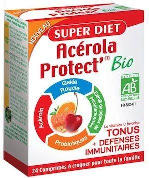 Super Diet Acerola Protect 24 comprimidos