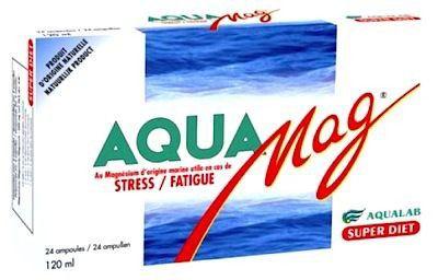 Super Diet Aquamag 24 ampollas