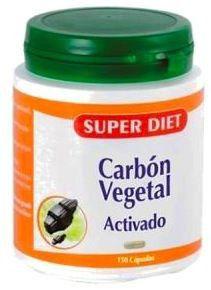 Super Diet Carbón Vegetal Activado 150 cápsulas