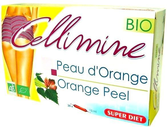 Super Diet Cellimine Piel de Naranja 20 ampollas