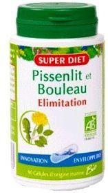 Super Diet Diente de León y Abedul Bio 90 cápsulas