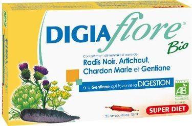Super Diet Digiaflore 20 ampollas