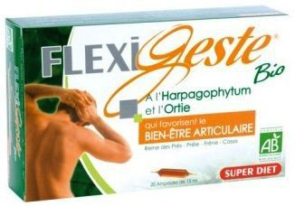 Super Diet Flexigeste 20 ampollas