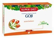 Super Diet Goji Bio 20 ampollas