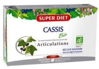 Super Diet Grosellero Negro Bio 20 ampollas