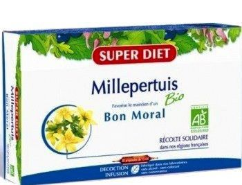 Super Diet Hipérico Bio 20 ampollas
