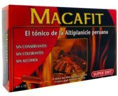Super Diet Macafit 20 ampollas
