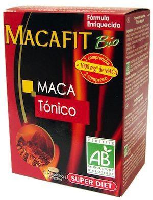 Super Diet Macafit 90 comprimidos