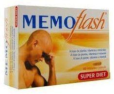 Super Diet Memoflash 60 cápsulas