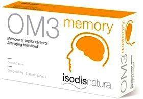 Super Diet OM3 Memory 30 cápsulas
