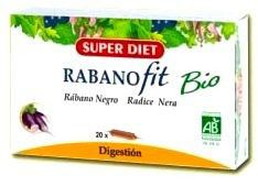 Super Diet Rabanofit Bio 20 ampollas