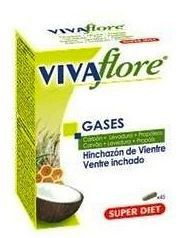 Super Diet Vivaflore Carbón Vegetal Activado 45 comprimidos