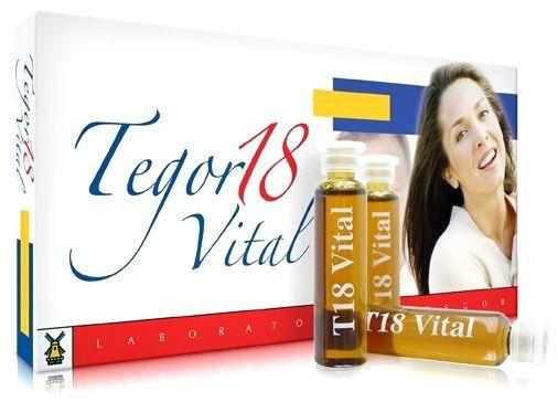 Tegor Tegor-18 Vital 10 viales