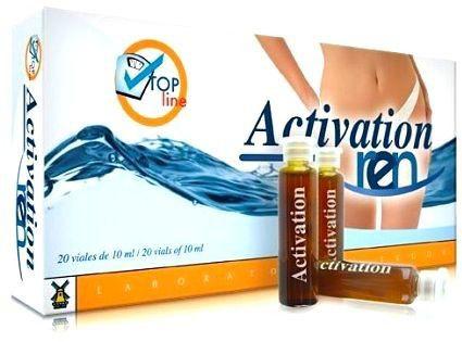 Tegor Activation Ren 20 viales