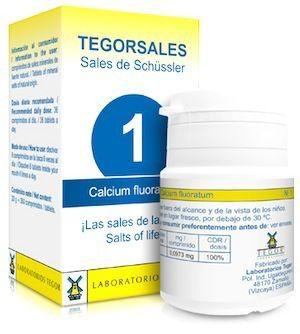 Tegor Calcium-Fluor 1 Tegorsales 20g