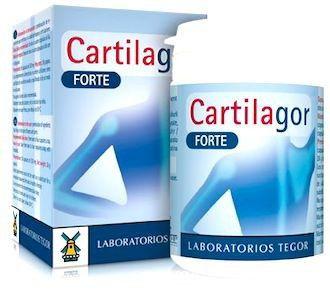 Tegor Cartilagor Forte 50 cápsulas