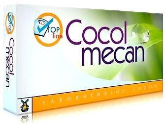 Tegor Cocolmecan 40 cápsulas