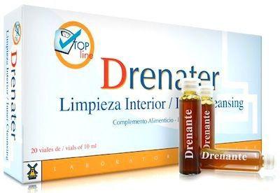 Tegor Drenater 20 viales
