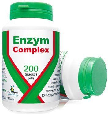 Tegor Enzym Complex 200 comprimidos