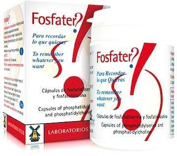 Tegor Fosfater 30 cápsulas