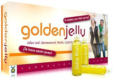 Tegor Golden Jelly 20 viales