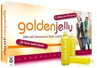 Tegor Golden Jelly 20 viales
