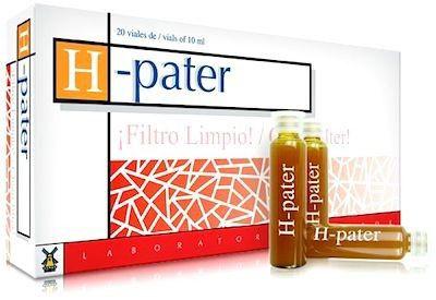 Tegor H-Pater 20 viales