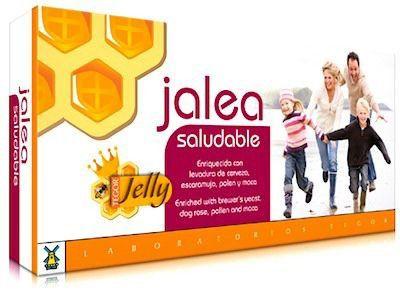 Tegor Jalea Saludable 20 viales