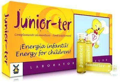 Tegor Juniorter 20 viales