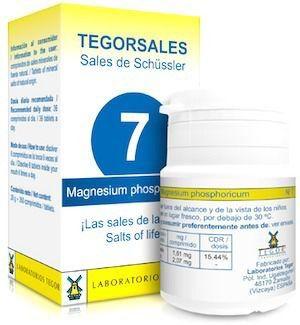 Tegor Magnesium Phosphoricum 7 Tegorsales 20g