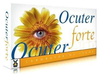 Tegor Ocuter Forte 30 comprimidos