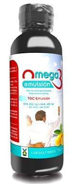 Tegor Omega 3 Emulsión 250ml