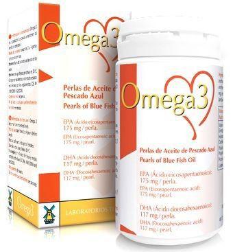 Tegor Omega 3 Salmonter 60 perlas