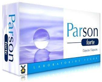 Tegor Parson Forte 60 cápsulas