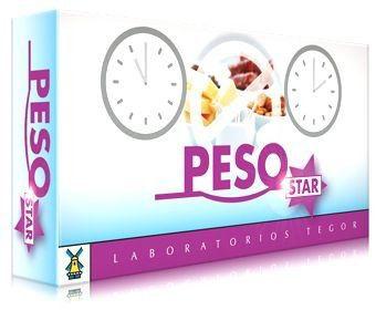 Tegor Peso Star 40 cápsulas